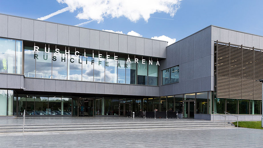 Rushcliffe Arena Civil Centre